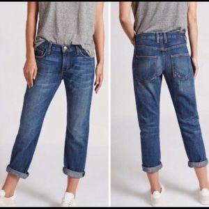 Current/Elliot The Boyfriend Jeans in Love